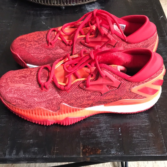 info for 70633 fae2f Adidas Crazylight Boost Low 2016 James Harden Shoe